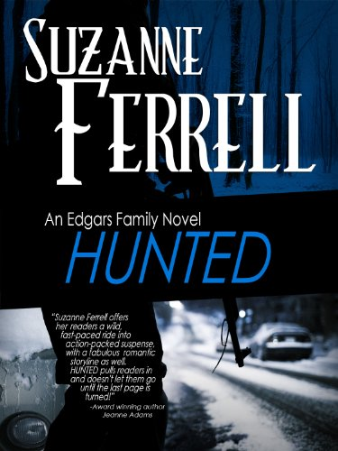 HUNTED (Edgars Family Novels Book 2) cover