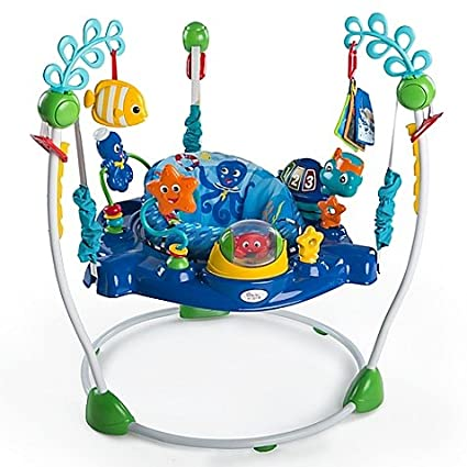 c07e71ec9 Amazon.com  Baby Einstein Neptune Ocean Discovery Play Station ...