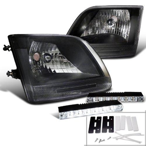 2001 ford f150 clear headlights - 9