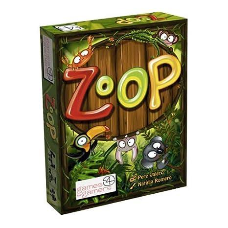 Games 4 Gamers ZOOP, Multicolor (8436566030007-0): Amazon.es ...