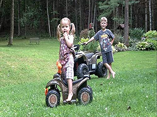 Little Sister A.T.V. Surprise - Four Wheeler's And Quads For Kids ()