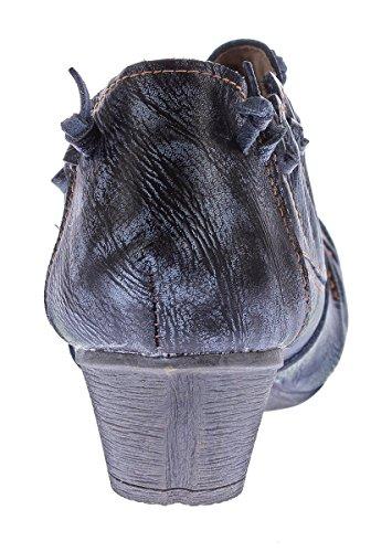tacco col TMA chiusa Scarpe Donna punta wCqfPxEq5