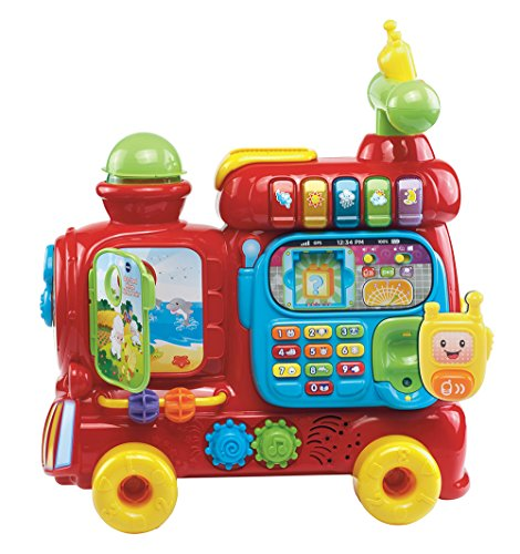VTech Sit-to-Stand Ultimate Alphabet Train by VTech (Image #1)