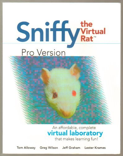 a study of classical conditioning in sniffy the virtual rat Sniffy pre-lab assignment responses to questions below will be turned in as part of the sniffy lab read the instructions for training sniffy the virtual rat before the lab define the following terms before training sniffy: 1.
