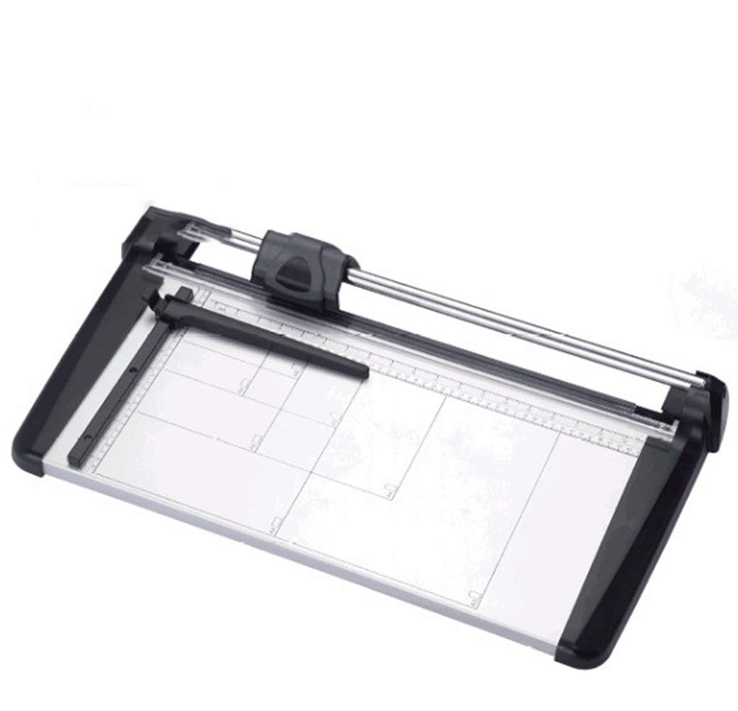LYzpf Paper Cutter Guillotine Metal Manual Cutting Machine Photo A3 Hob Wear Resistant Trimmer for Office Home School Depot by LYzpf