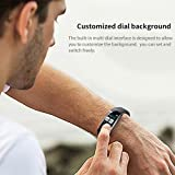 Fitness Tracker HR Activity Tracker - Watch with Blood Pressure Monitor, IP67 Waterproof