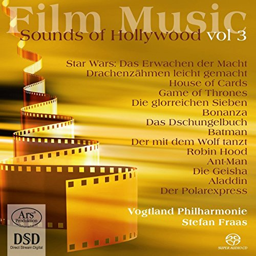 Film Music - Sounds of Hollywood,