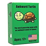 Toys : Awkward Turtle The Word Card Game for Adults [A Party Game]