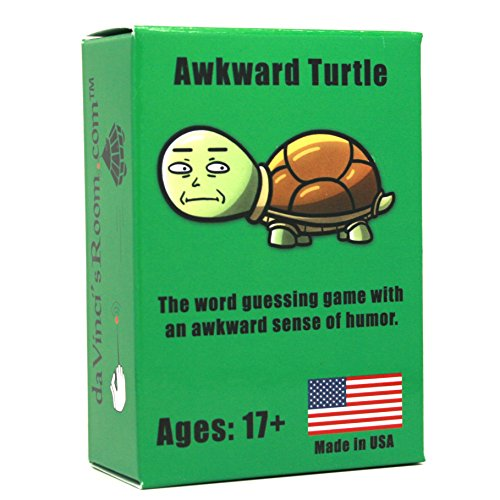 Awkward Turtle The Word Card Game for Adults [A Party Game] -