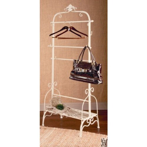 Tripar 59092 Fashion Display Rack- Cream