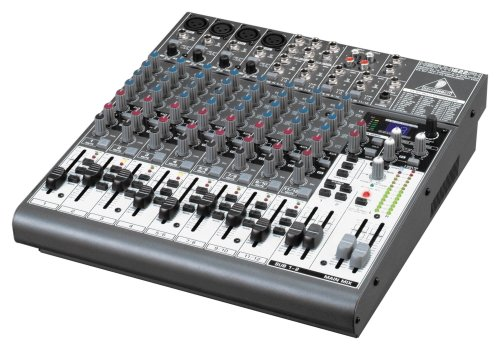 - Behringer 1622FX 16-Input 2/2 Bus Mixer with Effects and USB