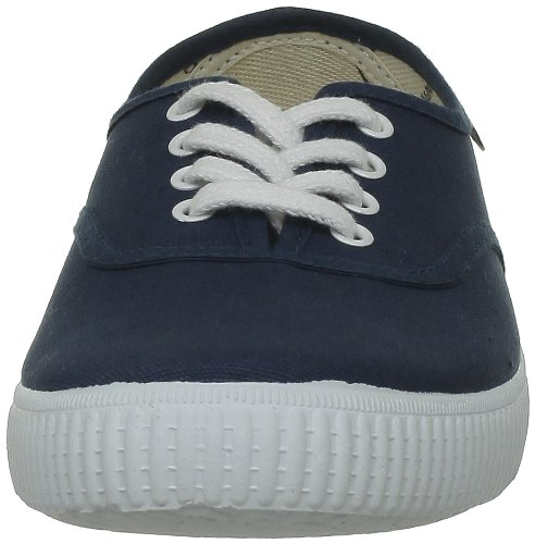 Victoria Inglesa Lona 6613, Zapatillas de Tela Unisex Azul (Petroleo)