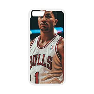 Stevebrown5v Drose Ing Back Strong to a Solid Bulls Roster. IPhone 6 Case for Boys, Case for Iphone 6 for Men [White]