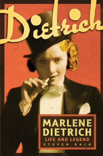 Marlene Dietrich: Life and Legend (Marlene Dietrich Actress)