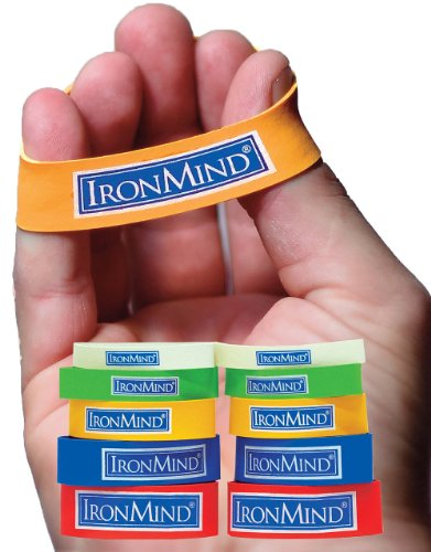 IronMind Expand Your Hand Bands: Original, Authentic, Effective