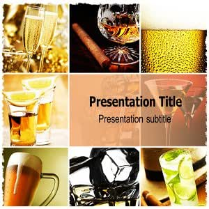 amazoncom alcohol powerpoint templates powerpoint