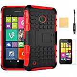 Nokia lumia 530 Case, (TM) Heavy Duty Series Tough
