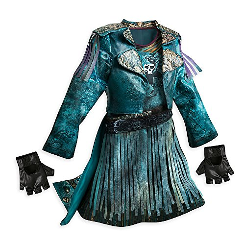 Disney Uma Costume for Kids - Descendants 2 Size 7/8 -