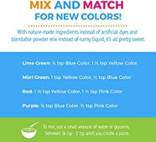 Amazon.com : Food Coloring - ColorKitchen Color Packets (10 Pack ...