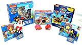 Paw Patrol Toy Gift Action Figures Activity Book Game Gift Set Bundle