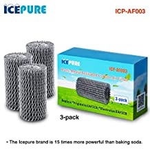 Icepure ICP-AF003 3 Pack Refrigerator Air Filter Replaces Electrolux EAF1CB£»Frigidaire EAF1CB