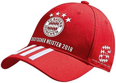 Adidas Cap Campeón 2017 FC Bayern Múnich + Gratis Pegatinas ...