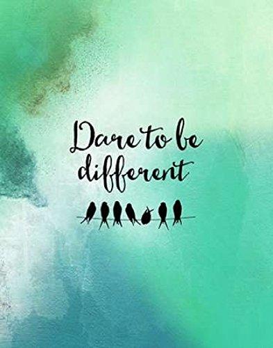 Afbeeldingsresultaat voor dare to be different