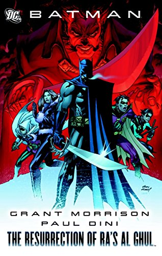 Batman: The Resurrection of Ra's Al Ghul -