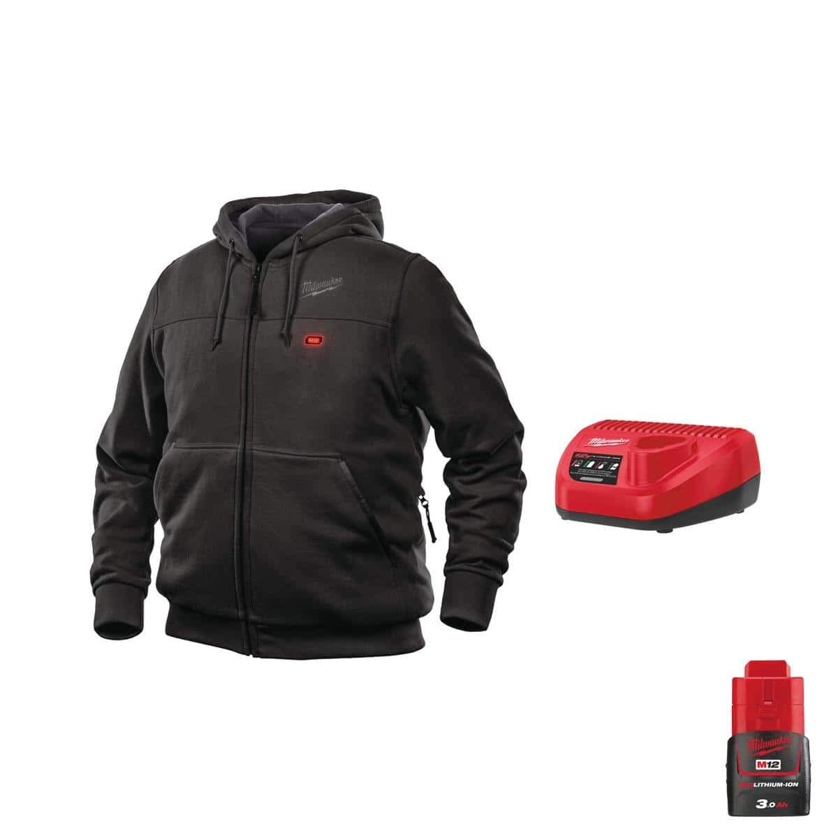 Milwaukee M12 HJLADIES2 Jacket Thermal 12V Heated Woman without Battery