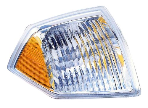 Depo 333-1528R-US Jeep Compass Passenger Side Replacement Parking/Signal Light Unit without Bulb ()