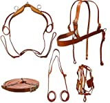 Full Horse Leather Harness Set