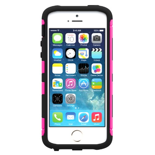Trident Case Aegis 2 Series Case for iPhone 5/5S - Retail Packaging - Pink