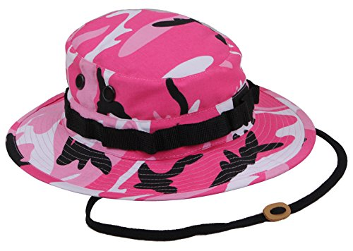 Rothco Boonie Hat Pink Camo - (7 1/4) Inch ()
