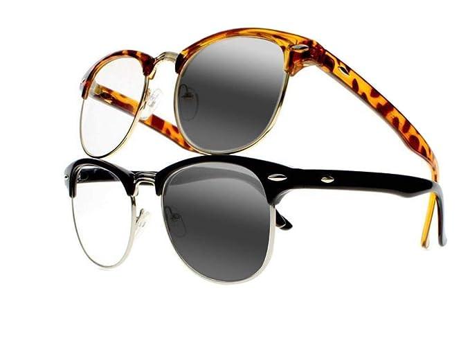 Amazon.com: Gafas de lectura multifocales progresivas ...
