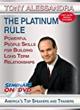 The Platinum Rule - Relationship and People Skills Motivational DVD Training Video