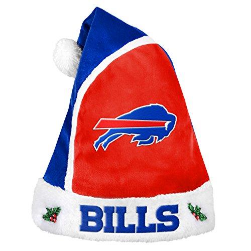 NFL Buffalo Bills Basic Santa Hat