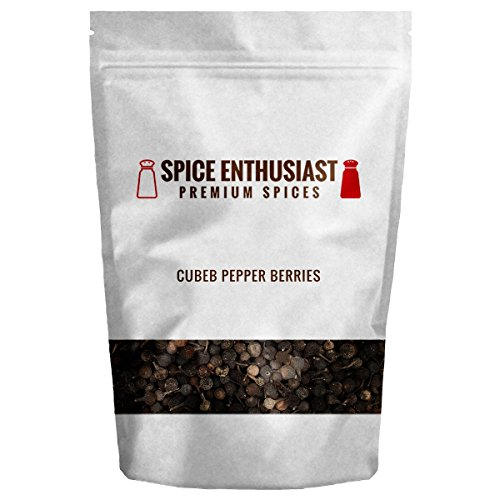 (Spice Enthusiast Cubeb Pepper Berries - 8)