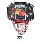 Basketball Shooting Hoop,PINCHUANGHUI Wall-mounted Backboard Kids Teenagers Basketball Shooting Hoop