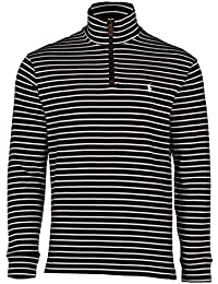Polo Ralph Lauren Men's Half Zip French Rib Cotton Sweater