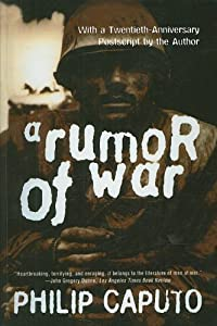 A Rumor of War by Philip Caputo (1996-11-15)