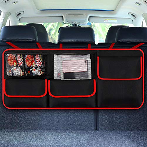 🥇 Organizador de maletero para coche