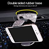 eing Bling Crystal Car Phone Mount with One More