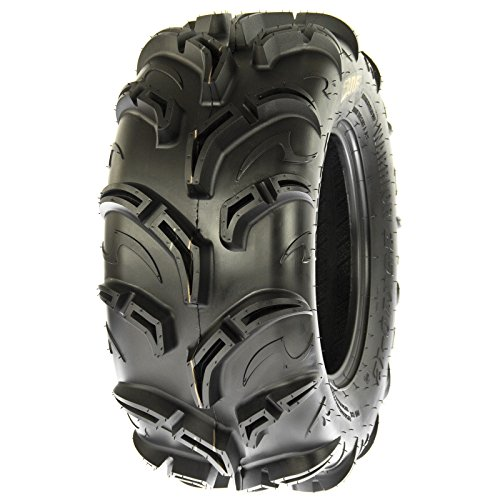 SunF Warrior AT-Mud & Trail ATV/UTV Off-Road Tires (26x9-12 Front & 26x11-12 Rear) , 6 PR (Full Set of 4)|A048 by SunF (Image #8)