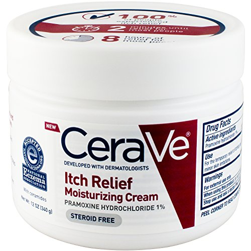 CeraVe Relief Moisturizing Cream Ounce product image