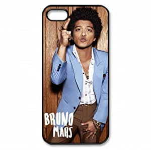Iphone5/5S cover Bruno Mars Hard Silicone Case hjbrhga1544