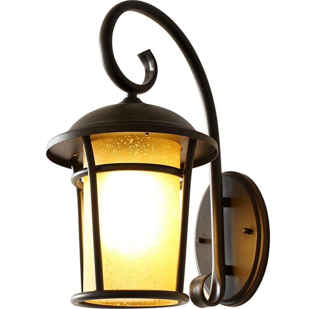 現代の産業用壁ランプ屋外錬鉄通路階段ランプガーデン中庭街灯 B07N8DGYWL B07N8DGYWL, 自然食品のたいよう:159aa5cc --- gallery-rugdoll.com