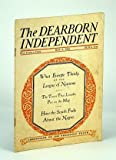 img - for The Dearborn Independent - Chronicler of the Neglected Truth, May 8, 1926 - How the South Feels About the Negro book / textbook / text book