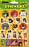 Eureka Motivational Cats Stickers