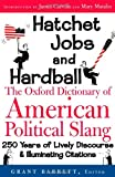 Hatchet Jobs and Hardball, , 0195176855