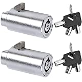 STARVAST 2Pcs Vending Machine Lock with Tubular